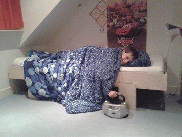 Photo DIY bed 'Sol' by