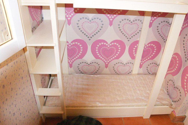 DIY Bunk bed 'Mila' made by