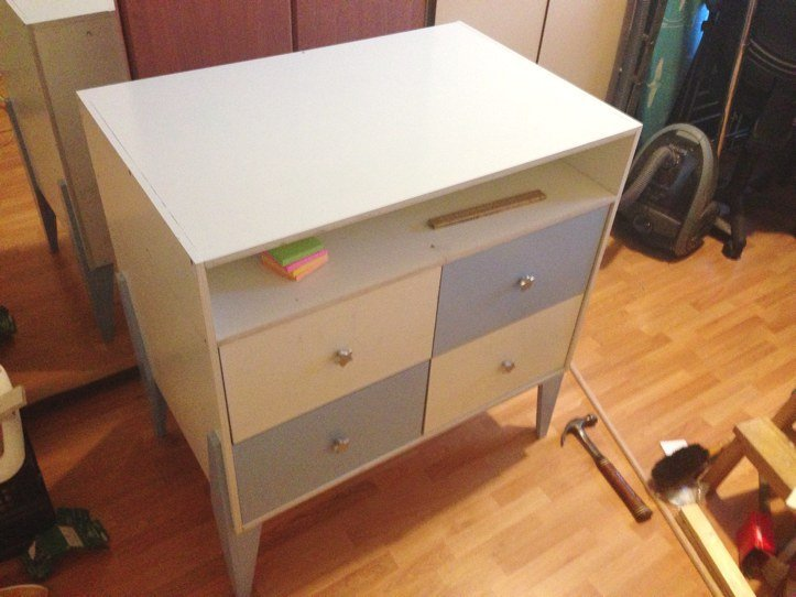 Photo DIY plans dresser 'Leon' by