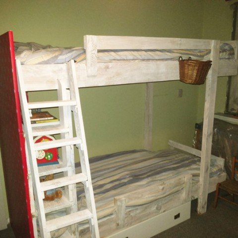 Photo DIY bunk bed 'Mila' by