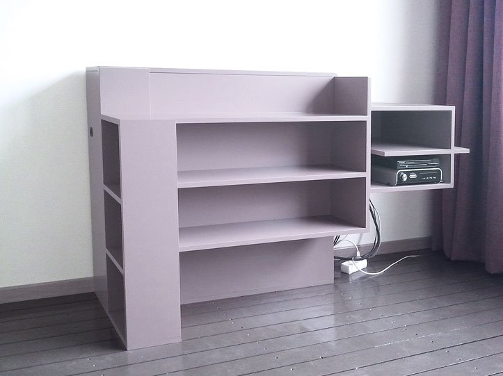 Tv Meubel Lift.Diy Tv Stand With Lift Javier By Coen