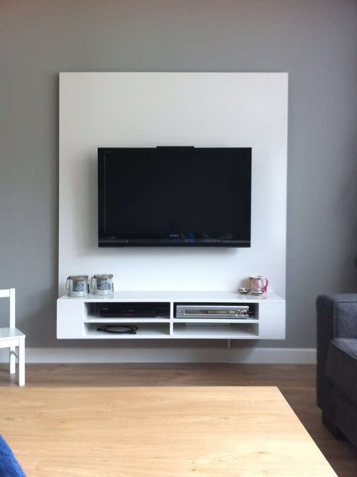 Off White Tv Meubel.Build Tv Furniture Tips