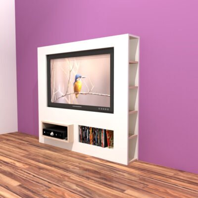 Drawing DIY plan TV Stand 'Antonio'