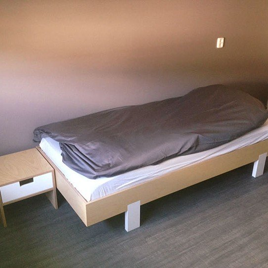Photo DIY bed 'Sol' by