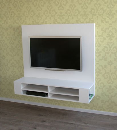 Tv Lift Meubel Ikea.Diy Floating Tv Stand Cabinet Unit Penelope Furniture Plan