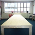 DIY modern table 'Cuco' drawings | plan