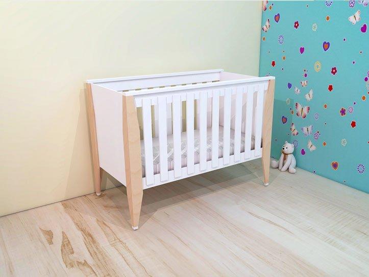 Diy Nursery Cot Bed Leon Furniture Plan