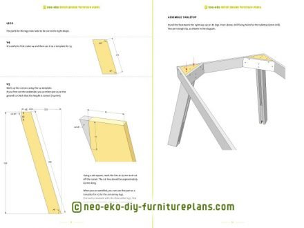 make your own table furnitureplan preview Teruel
