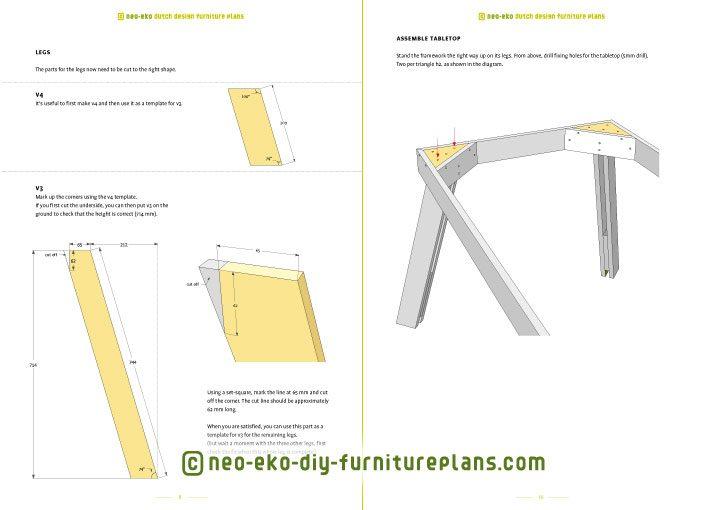 make your own table furnitureplan preview Teruel