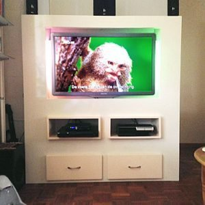 DIY TV Stand 'Antonio' made by
