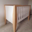 Photo DIY plans cot | bedstead 'Leon' by