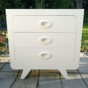 Photo DIY plans dresser 'Nicole' by Mieke