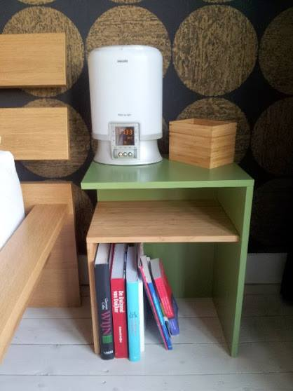 Photo DIY side table | night stand 'Pilar' by