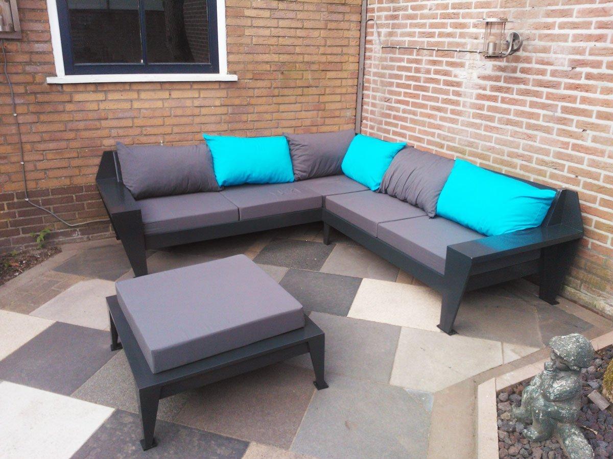 Lounge Bank Eettafel.Lounge Hoekbank Yelmoxl Door Bert