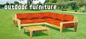 DIY furniture plans Outdoor Garden furniture