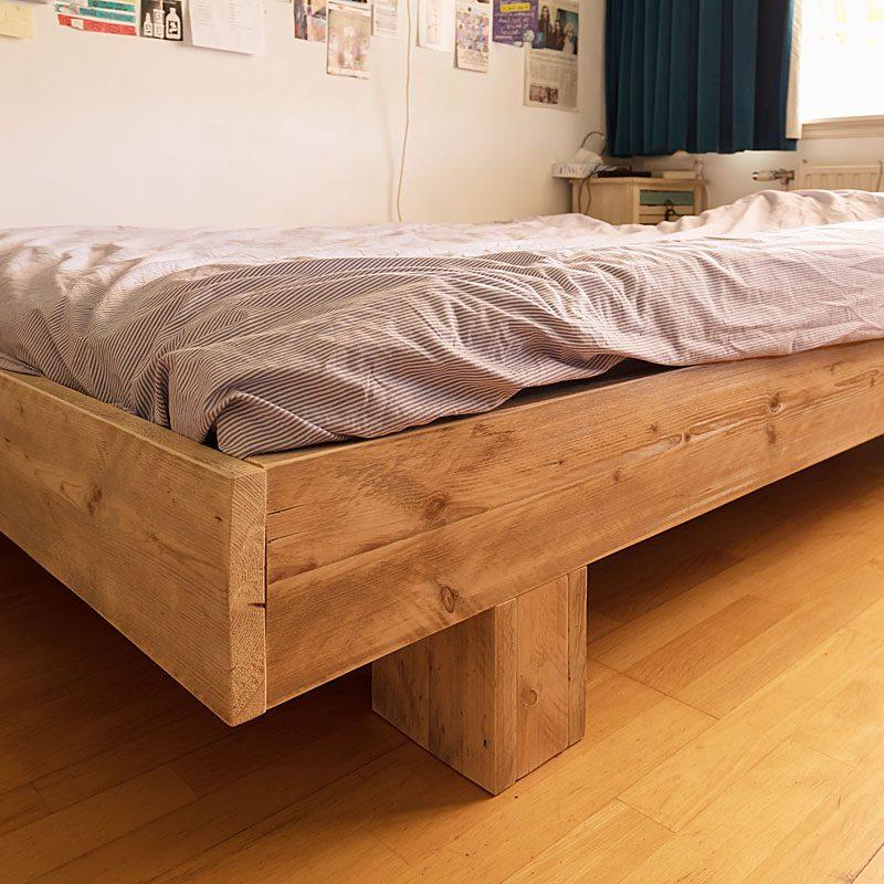 DIY-double-bed-Azobe-by Nienke-d-W