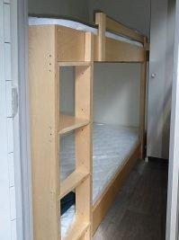 DIY bunk bed Mila by Cees-B