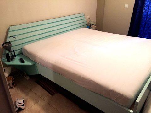 Double bed Hayeda built by Sjaak-U