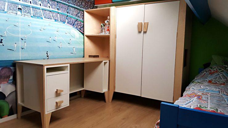 DIY desk by Jan