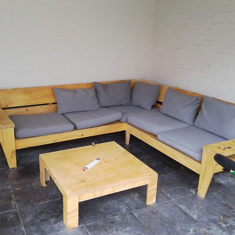 DIY Lounge sofa YelmoXL by Stefan