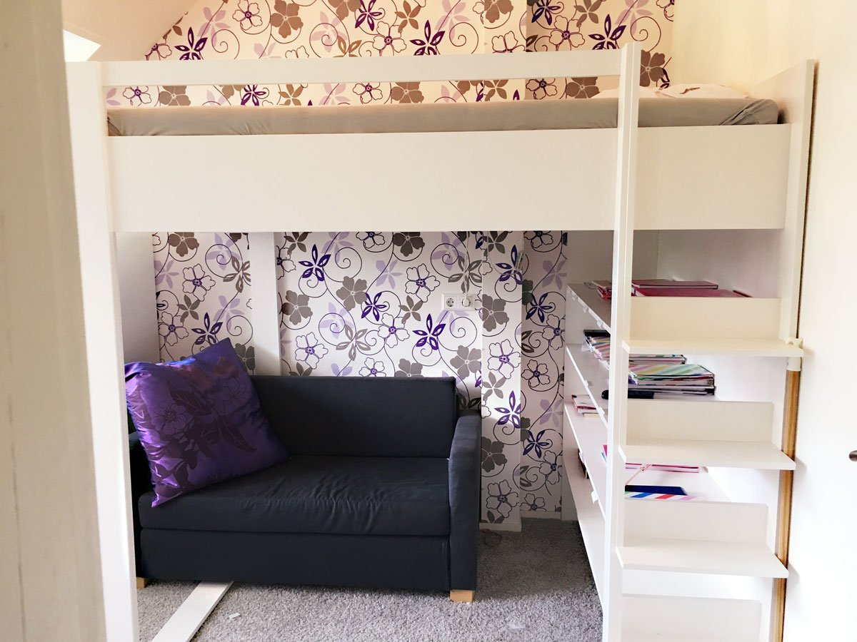 DIY double loft AnaXL by Jorina