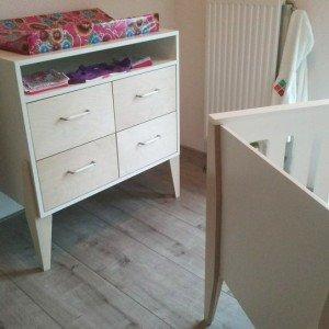 Photo DIY plans dresser | cot 'Leon' by