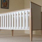 Photo DIY cot, bedstead 'Leon' by