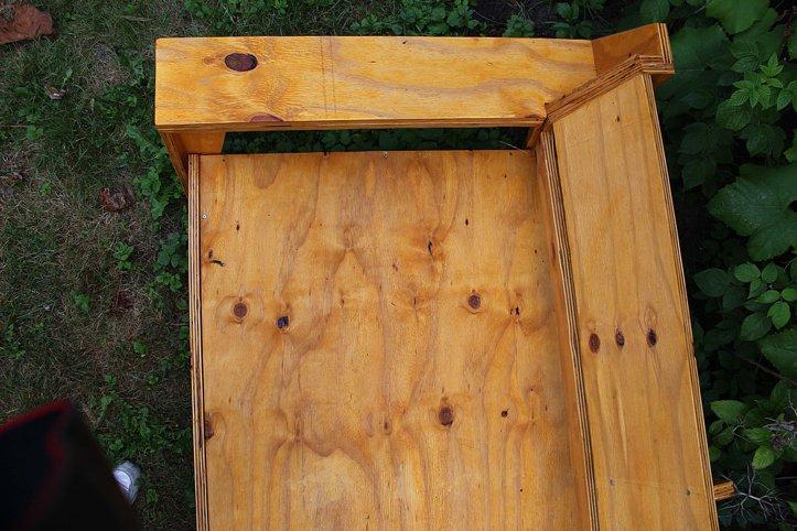 Photo DIY outdoor sofa 'Yelmo' by