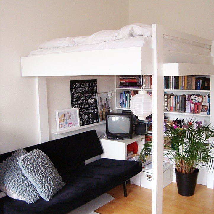 DIY Loft bed AnaXL made by