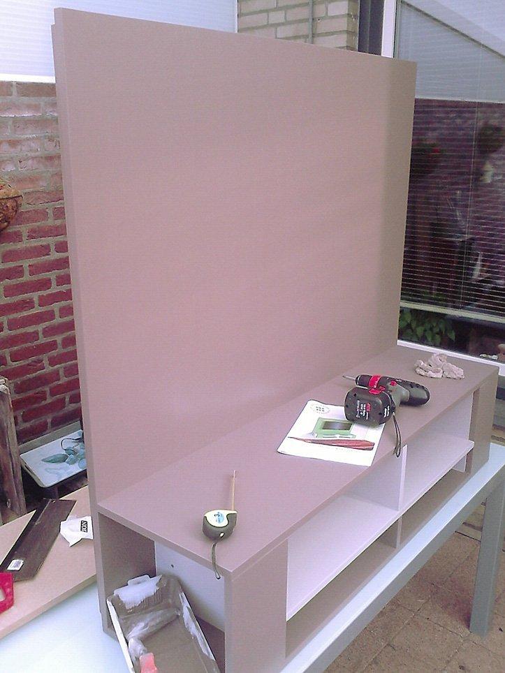 Diy tv meubel excellent tv meubel design outlet for Tv meubel design outlet