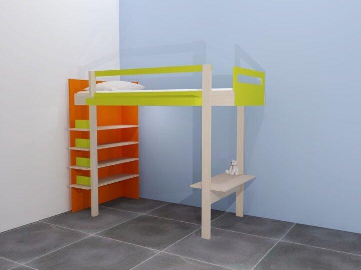 DIY-loft-Ana, Design by Neo-Eko