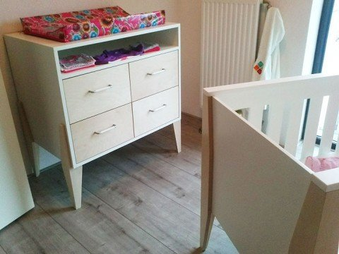 Photo DIY plans dresser | cot 'Leon' by Leon-Marlies-F-01