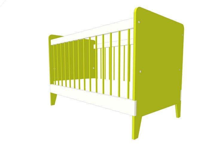 Building plan: make cot Nicole yourself