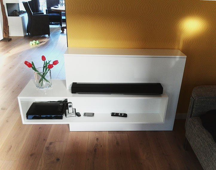 Tv Lift Meubel.Diy Modern Tv Stand With Lift Astor By Rob