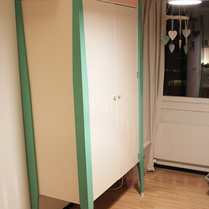 Photo DIY plans closet 'Leon' by