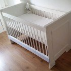 Photo DIY cot | bedstead 'Nicole' by