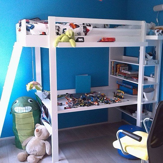 Photo DIY loft bed 'Wolf' by