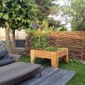 Image DIY kitchen garden table Huerta