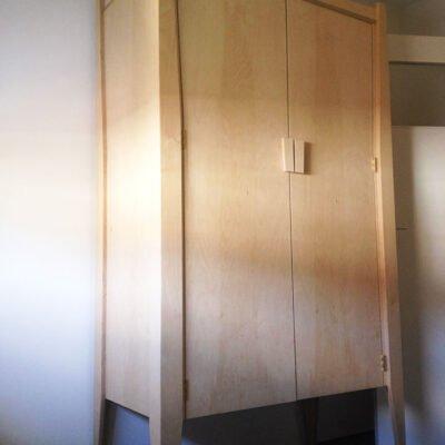 Photo DIY plans closet 'Leon' by