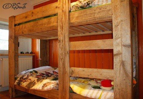 Photo DIY bunk bed 'Mila' by