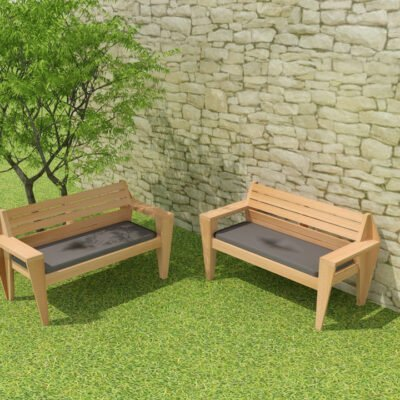 Make Your Own Outdoor Furniture