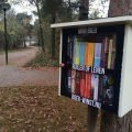 Photo DIY little free library 'Libros' by