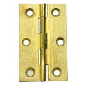 Broad style hinge-brass