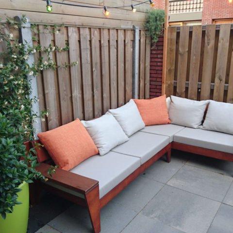 Photo DIY Plans Lounge Sofa U0027YelmoXLu0027 By