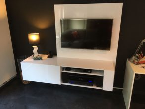 DIY TV-stand Jordi made by Cosmas