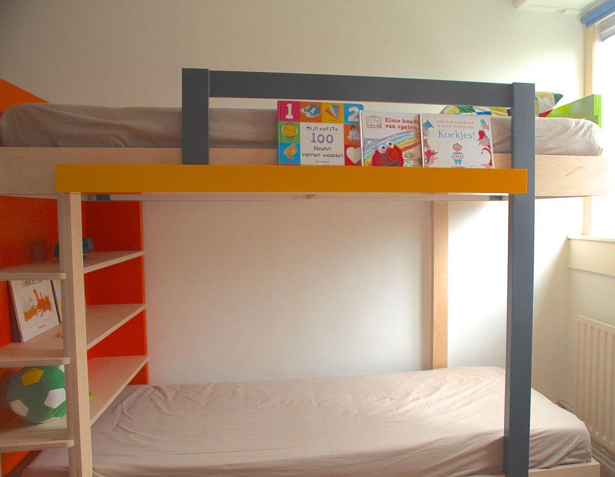 DIY bunk Mila made by Sicco