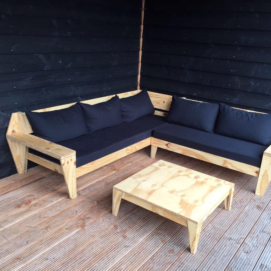 DIY Lounge sofa YelmoXL by opmaatzagen, Design Neo-Eko