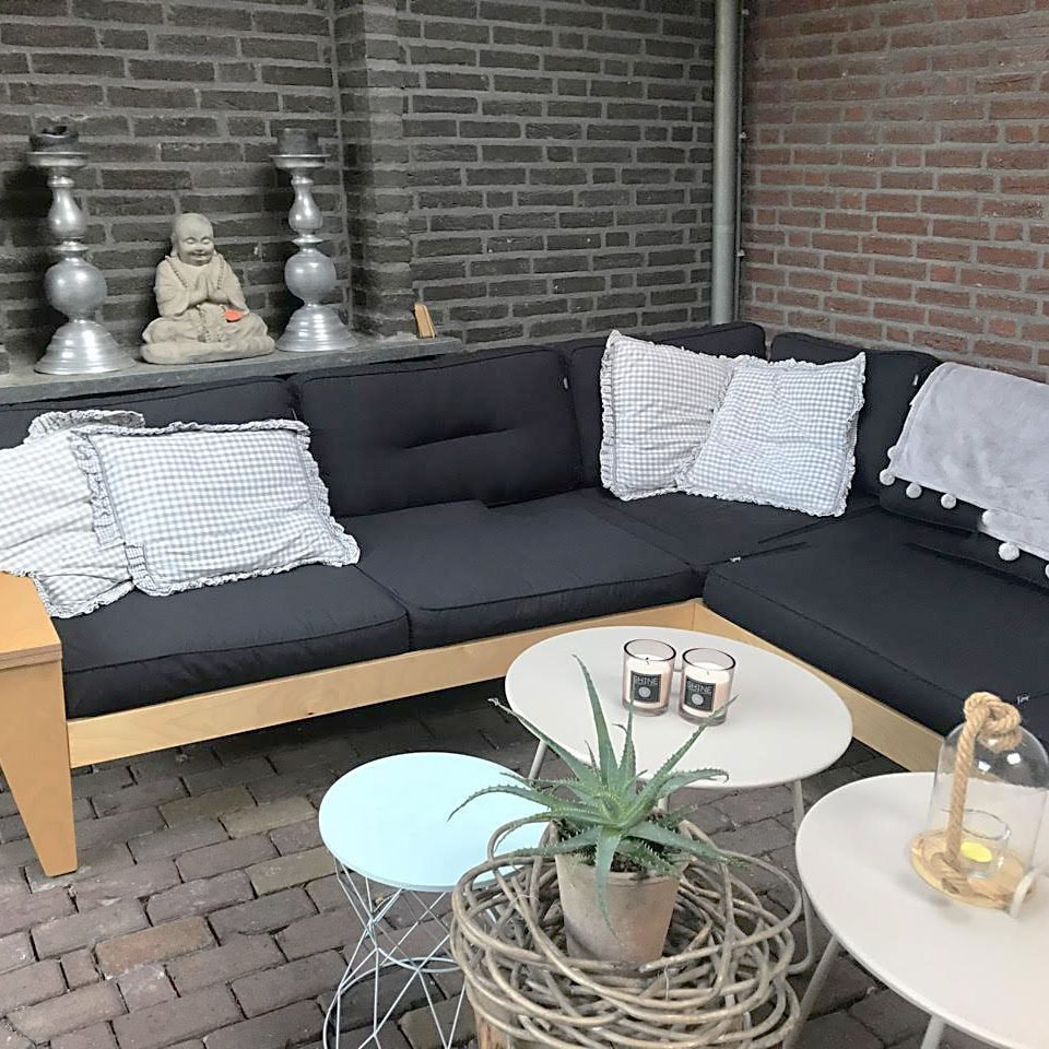 DIY Lounge sofa YelmoXL by Paul, Design Neo-Eko