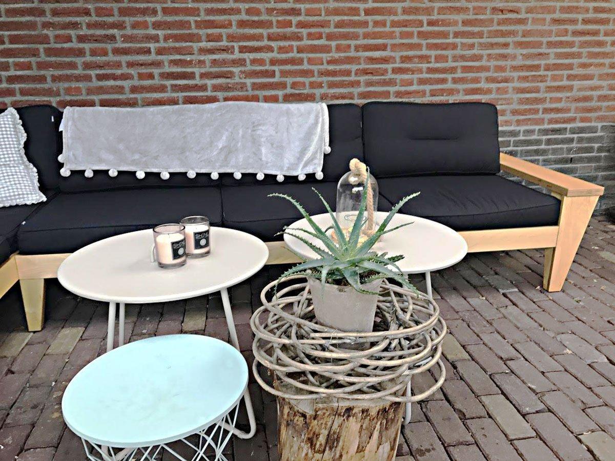 DIY Lounge sofa YelmoXL by Anke, Design Neo-Eko
