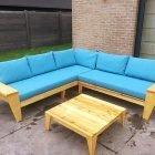 DIY Lounge sofa YelmoXL by Rik, Design Neo-Eko